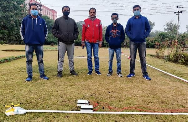 IIT (ISM) develops auto-irrigation system based on mobile App for migrants hit by COVID-19