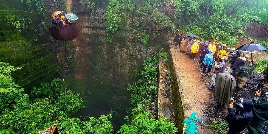 Meghalaya miners accident