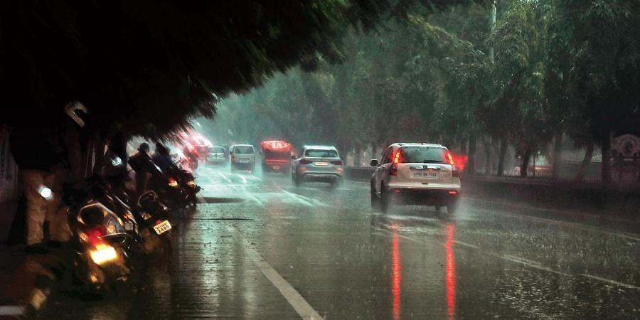rain, monsoon