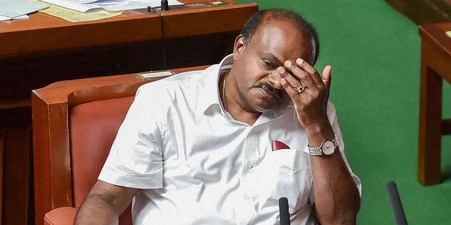Former Karnataka CM HD Kumaraswamy