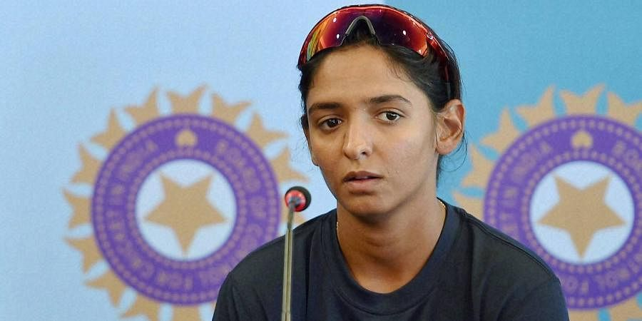 India women's Test vice-captain Harmanpreet Kaur