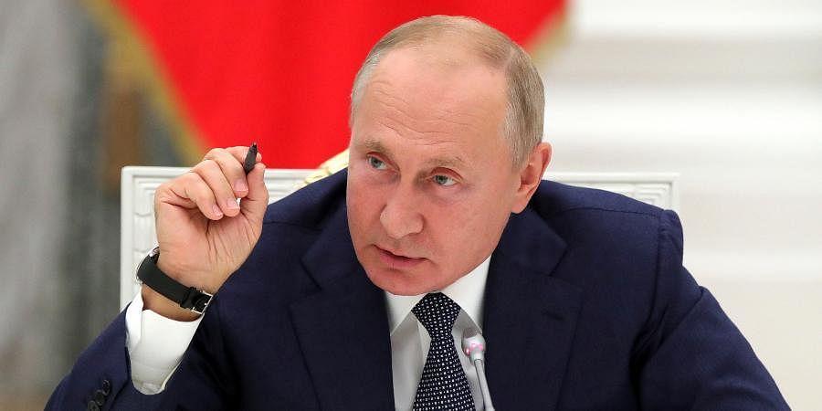 RussiaPresident Vladimir Putin