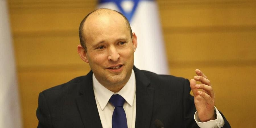 Israel's new prime minister Naftali Bennett