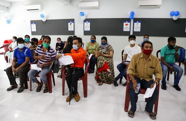India records 60,471 new COVID cases,lowest after 75 days; vaccination figures near 26 crore mark