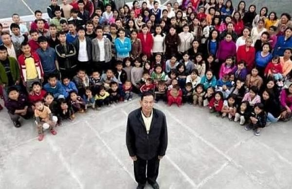 World's largest family accepts patriarch Ziona Chana's death, burial likely on Wednesday