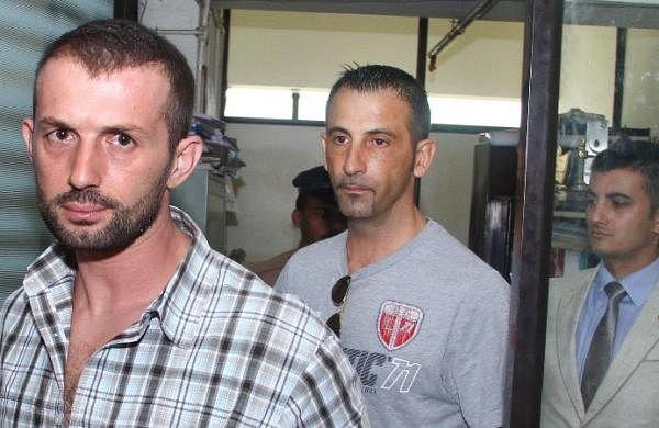 SC closes criminal case in India against Italian marines for killing 2 Indian fishermen in 2012