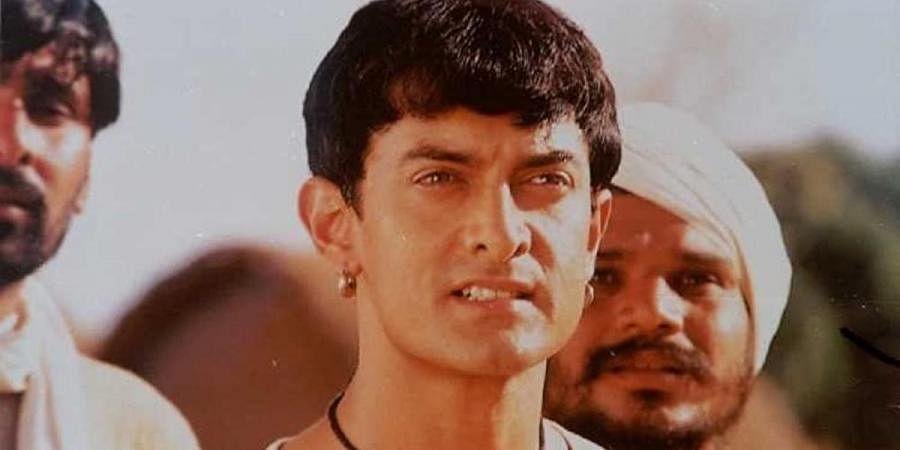 'Aamir Khan' in Lagaan