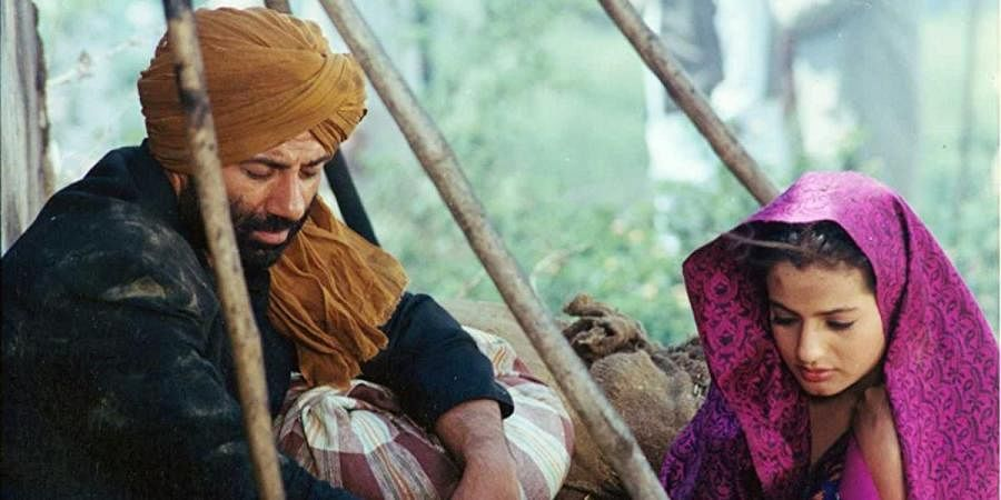 20 years of 'Gadar': Sunny Deol expresses gratitude to fans for turning film into an event- The New Indian Express