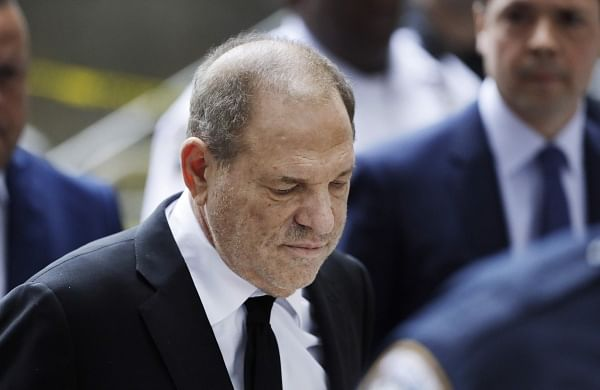 Harvey Weinstein's extradition to Los Angeles approved by Judge