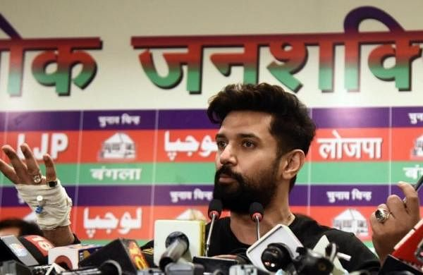 Legal battle againstrebel LJP leaders to go on, vows cornered Chirag Paswan