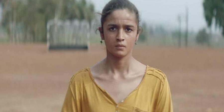 Alia Bhat in a still from 'Udta Punjab'