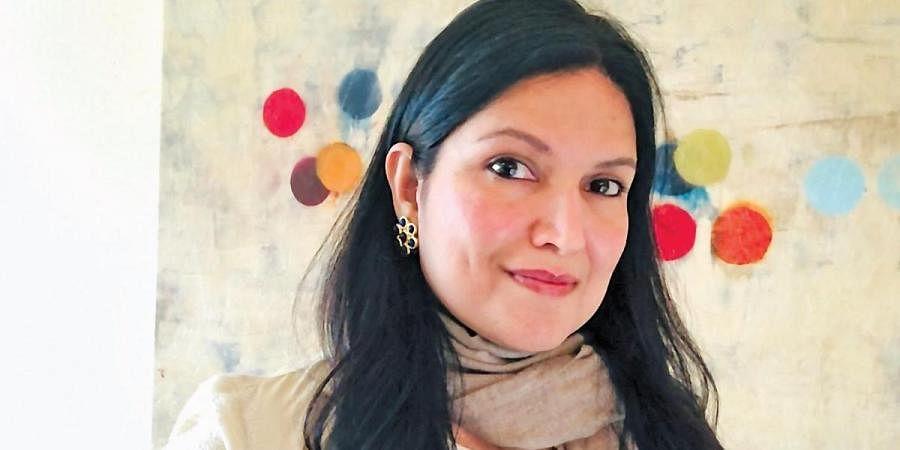 Author Sonora Jha
