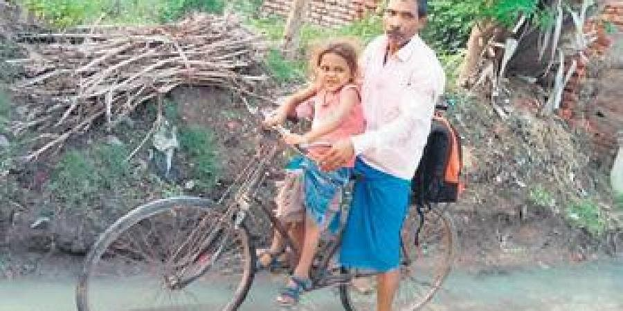 Dilip Yadav's son will have to undergo operation for permanent cure.