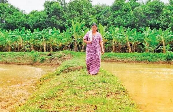 Joy of organic farming with a touch of generosity