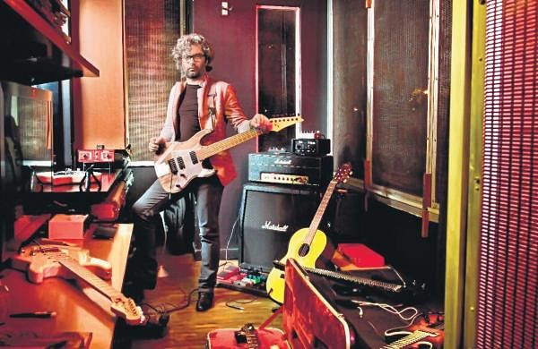 Akshat Bhatt: The architect and his 80 guitars