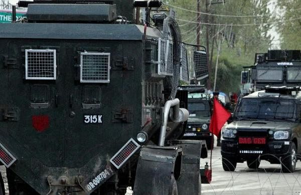 Encounter breaks out between security forces, militants in Jammu and Kashmir'sBaramulla