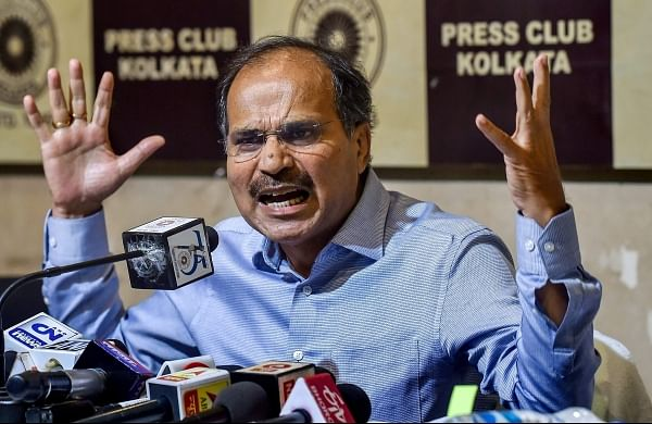 Demand for dividing Bengal part of larger conspiracy of BJP, says AdhirChowdhury