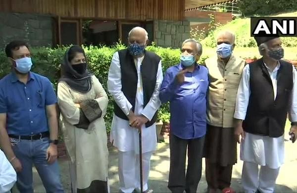 J&K's Gupkar alliance to attend Centre's all-party meeting, pitch for Article 370 restoration