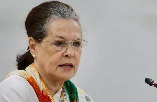 Sonia Gandhi asks partymen to work to address vaccine hesitancy