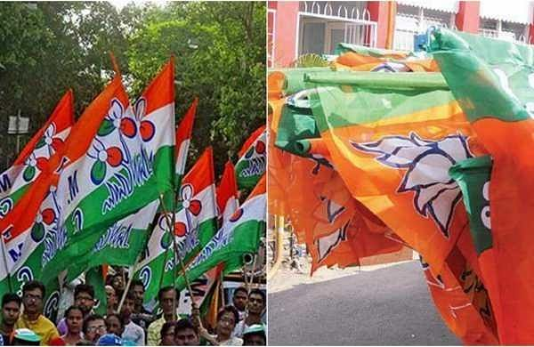 Bengal: BJP workers return to Trinamool, some after shaving heads in 'repentance'