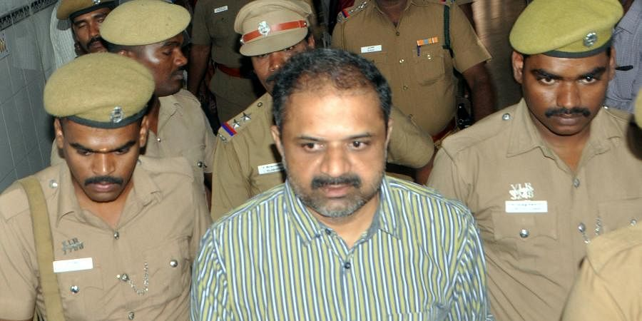 Rajiv Gandhi assassination case convict AG Perarivalan