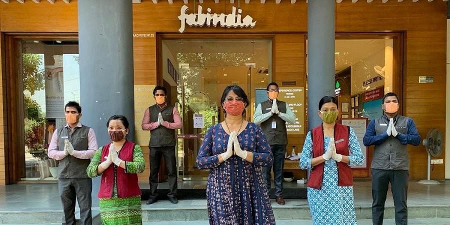 Fabindia outlets have adopted COVID protocols to welcome customers for a safe, in-store retail experience