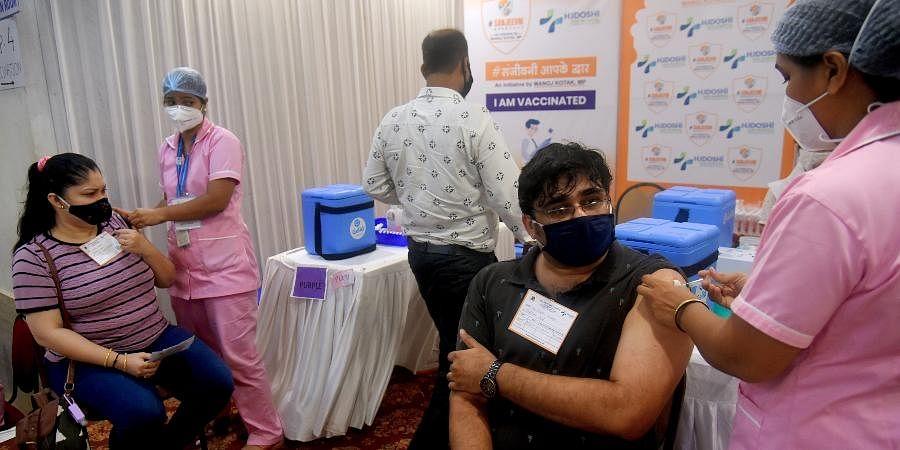 Mumbai covid vaccine