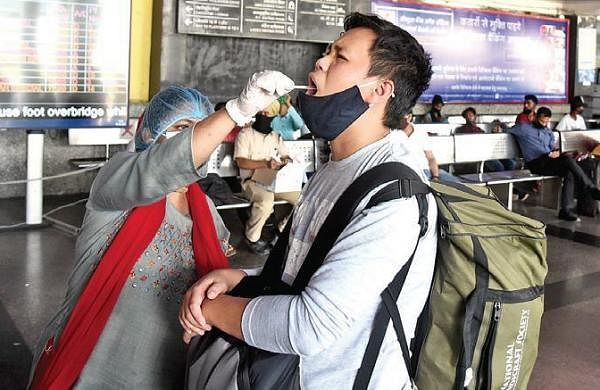 India reports 51,667 new COVID-19 cases, 1,329 deaths in last 24 hours