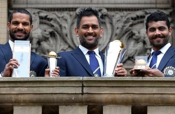 On this day: Eight years ago, MS Dhoni-led India won the Champions Trophy