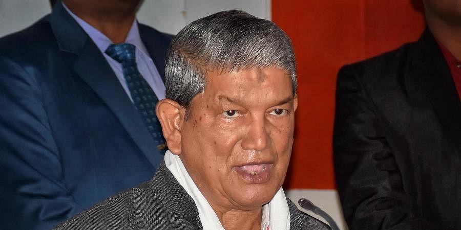 Former Uttarakhand CM Harish Rawat