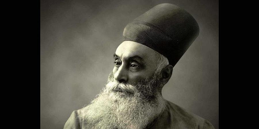 Jamsetji Tata. (Photo | Tata.com)