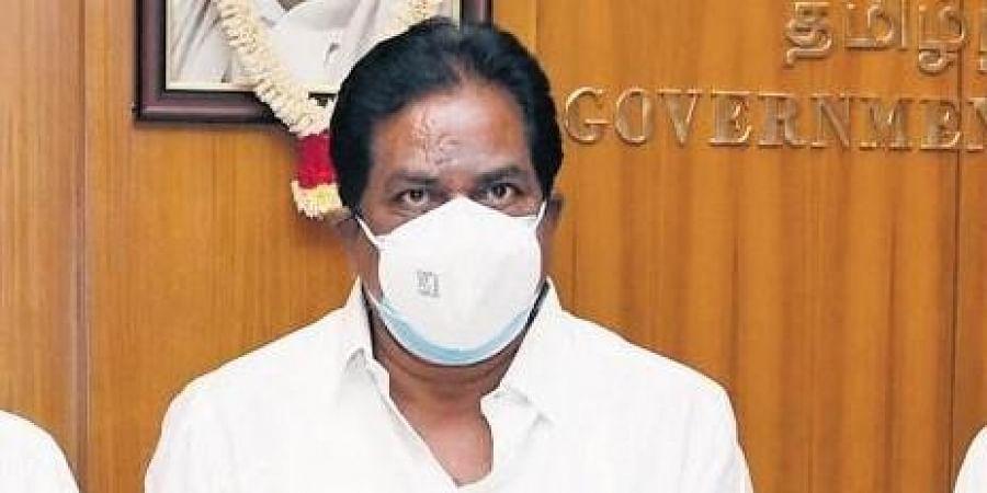 Tamil Nadu Minister P Moorthy