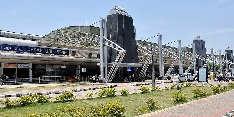 Tiruchy airport