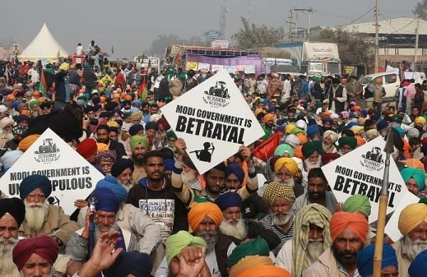 Farm laws: Protesters at Delhi borders to mark sevenmonths of agitation on June 26