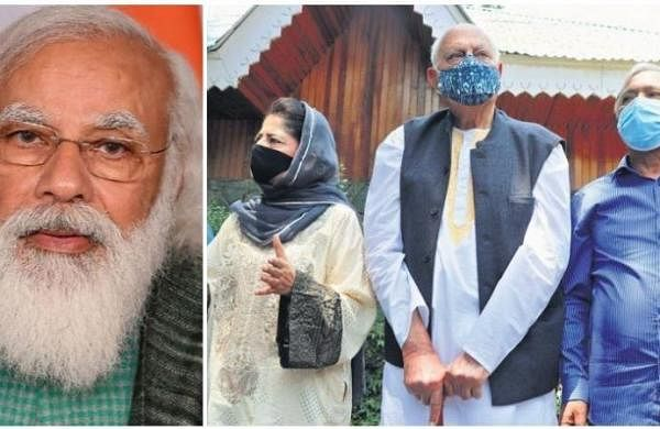 14 political leaders from J-K to attend all-party meeting with PM Modi