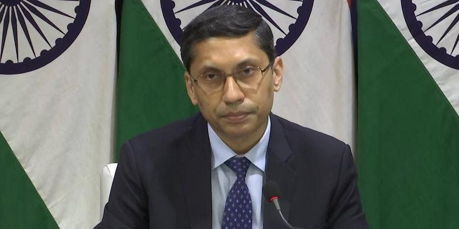 spokesperson Arindam Bagch