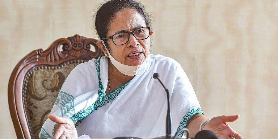 Snatching away Kashmir's statehood, vaccine issue brought shame to India: Mamata- The New Indian Express