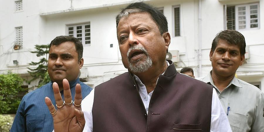 West Bengal TMC leader Mukul Roy