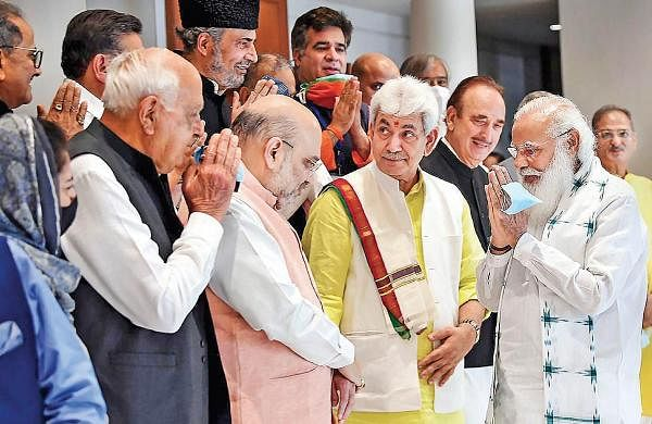 PM sets tone to bridge J&K gulf