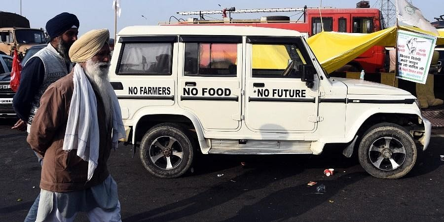 farmers protests