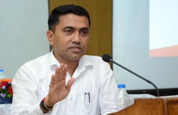 Two opposition MLAs indulged in rowdy behaviour in Assembly: Goa CMPramod Sawant