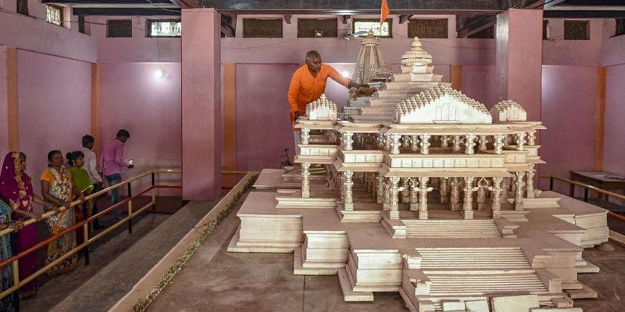 Ayodhya, Ram Temple