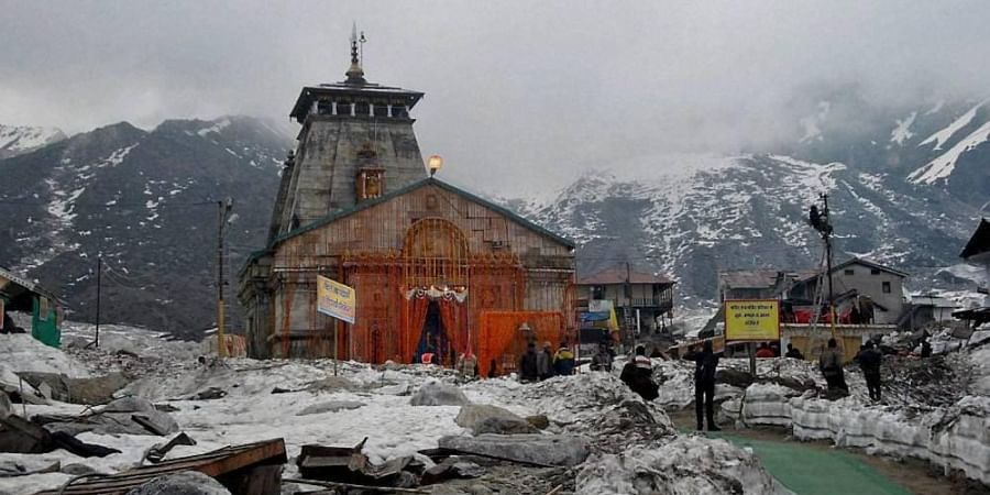 Badrinath-Kedarnath Temple