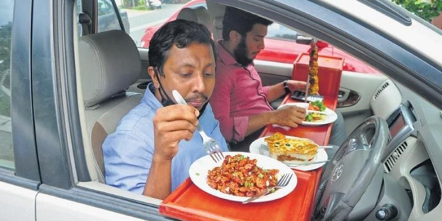 Dine-in, with a twist- The New Indian Express