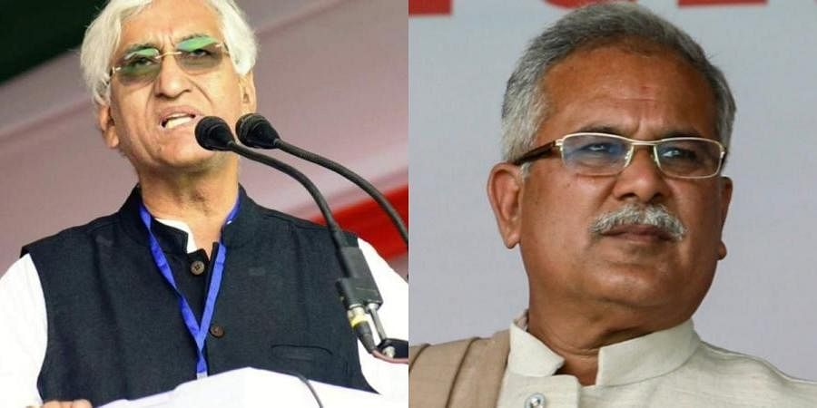 Chhattisgarh government, Bhupesh Baghel, TS Singhdeo