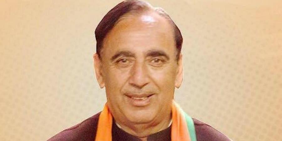 Himachal Pradesh government's chief whip Narinder Bragta
