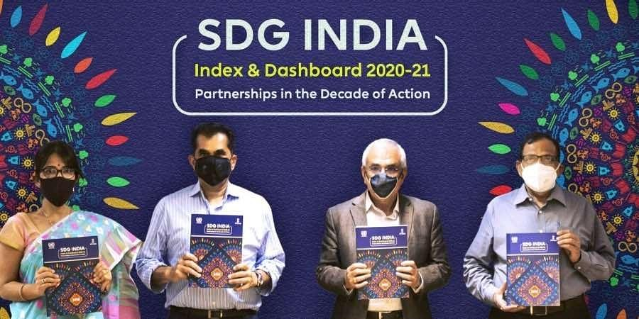 India's report card on the SDGs