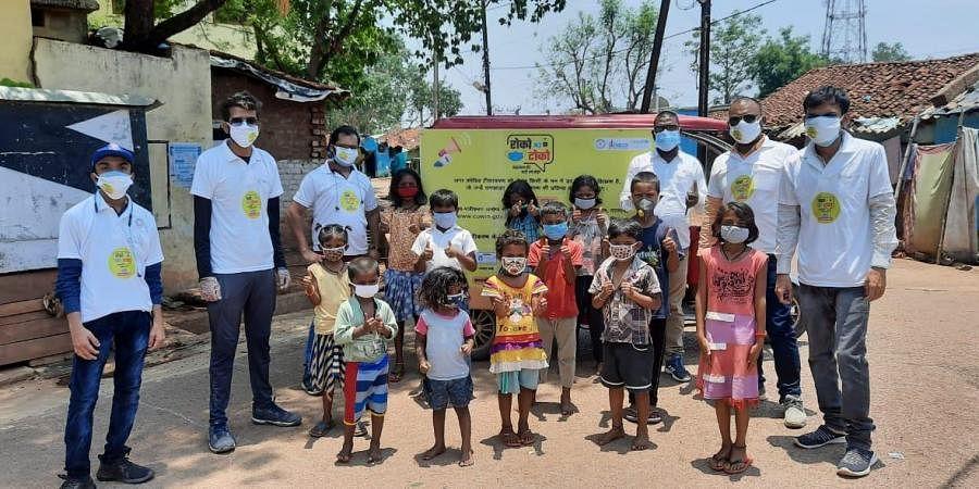Chhattisgarh covid awareness campaign