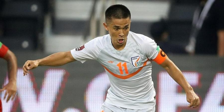 India Beat Bangladesh After Sunil Chhetri Braced in FIFA World Cup Qualifiers