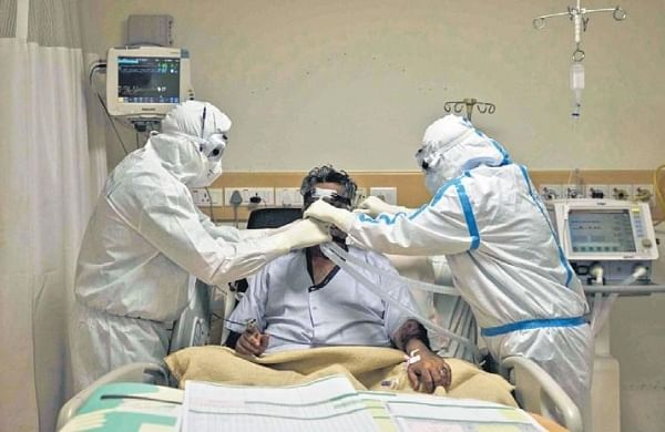 Delhi hospital records rise in neurological cases among post-Covid patients- The New Indian Express